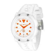 Women's Crazy Sexy Cool Guilloche Round Watch
