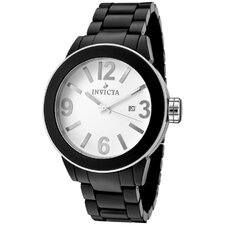 Unisex Ceramic Round Watch