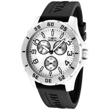 Men's Specialty Polyurethane Round Watch