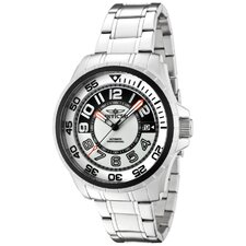 Men's Specialty Automatic Round Watch
