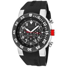 Men's RPM Chronograph Silicone Round Watch