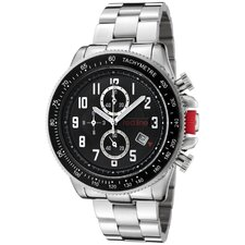 Men's Range Chronograph Round Watch