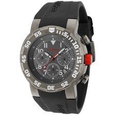 Men's RPM Chronograph Siliocne Round Watch