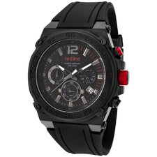 Men's Activator Chronograph Silicone Round Watch