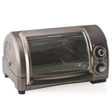 4-Slice Easy Reach Toaster Oven
