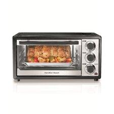 6-Slice Toaster Oven
