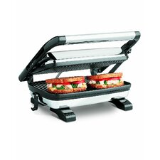 <strong>Hamilton Beach</strong> Panini Press Sandwich Maker