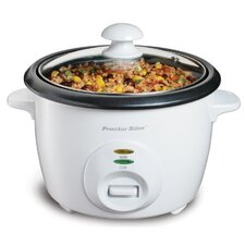 <strong>Hamilton Beach</strong> 10 Cup Rice Cooker with Non-Stick Removable Bowl