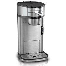 <strong>Hamilton Beach</strong> The Scoop Single Serve Coffee Maker
