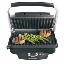 Steak Lover's™ Indoor Grill