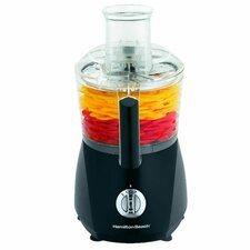 <strong>Hamilton Beach</strong> Chef Prep 10 Cup Food Processor