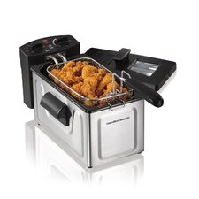 <strong>Hamilton Beach</strong> 1.9 Liter Deep Fryer