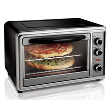 <strong>Hamilton Beach</strong> Countertop Convection Oven