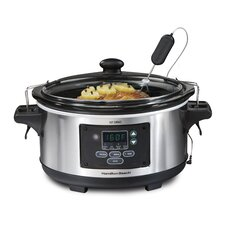 Set & Forget® 6-Quart Programmable Slow Cooker