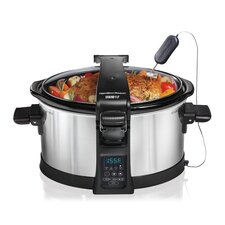 6-Quart Forget Slow Cooker