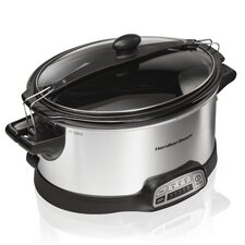 Stay or Go 6-qt. Slow Cooker