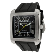 Men's Editions Automatic IP Case Rectangle Watch