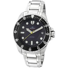 Men's Aquaspeed Round Watch