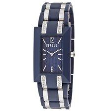 Women's Aoyama Rectangular Watch