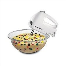 <strong>Proctor-Silex</strong> Easy Mix 5 Speed Hand Mixer