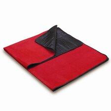 Polyester Fleece Blanket Tote