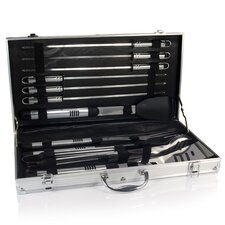 <strong>Picnic Time</strong> Mirage Pro 11 Piece Grilling Tool set