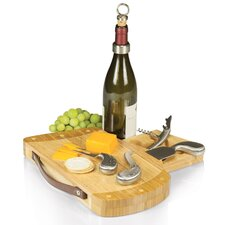 Caddy Cutting Board with Tool