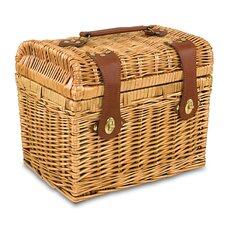 Napa Botanica Wine Basket Set