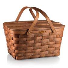 Prairie Picnic Basket