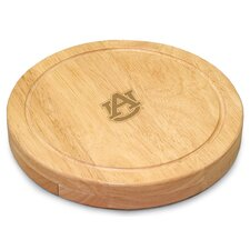 NCAA Circo Engraved Circulor Cutting Board