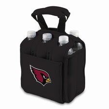 <strong>Picnic Time</strong> NFL Digital Print Six Pack Beverage Carrier