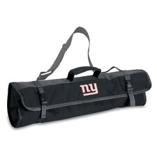 NFL Digital Print 3 Piece BBQ Tote