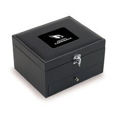<strong>Picnic Time</strong> NFL Cabernet Engraved 8 Piece Box Set in Black