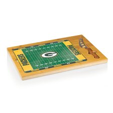 NFL Icon Wood Cutting Board