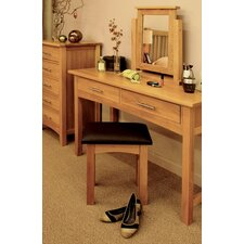 Hereford Oak Dressing Table Set