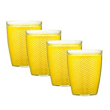 Fishnet Doublewall Insulated Tumbler (Set of 4)