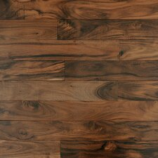 "3"" Solid Acacia Flooring in Golden Walnut"