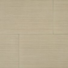 "Element Series 24"" x 12"" Porcelain Tile in Brown"