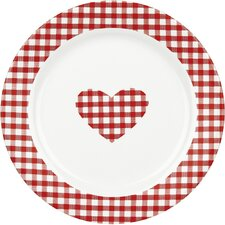 Fun Factory Side Plate in Red