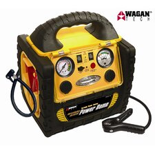 400 Watt Power Dome Compact Generator