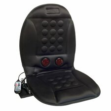 <strong>Wagan</strong> 12V Infra-Heat Massage Magnetic Cushion with AC Adapter
