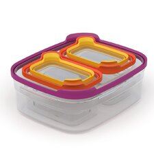 Nest 10 Piece Storage Container Set