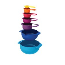 Nest 7 Plus Multi Colored Set (Set of 7)