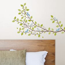 Sheets Sitting in a Tree Wall Decal