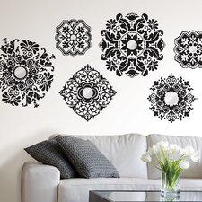 Sheets Baroque Wall Art