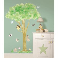 Sheets Treehouse Wall Decal