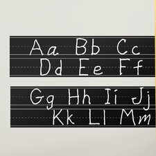 Dry Erase Learn To Write Chalkboard Wall Decal