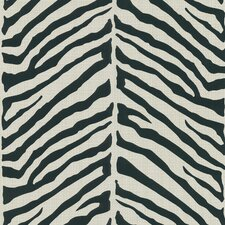 Echo Design Herringbone Zebra Wallpaper