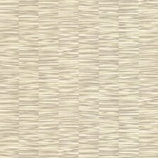<strong>Brewster Home Fashions</strong> Joseph Abboud Designed Grasspaper Stripe Wallpaper