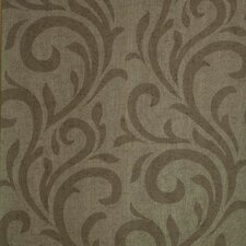 <strong>Brewster Home Fashions</strong> Verve Swirl Wallpaper